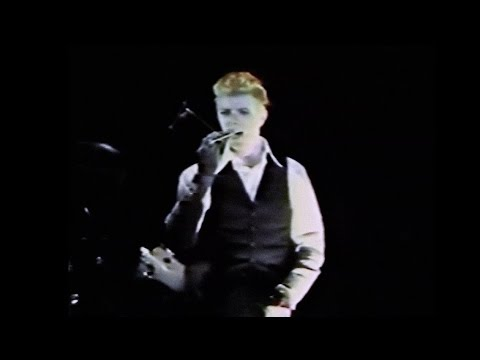 David Bowie - Word On A Wing  - Vancouver 1976 (remastered)