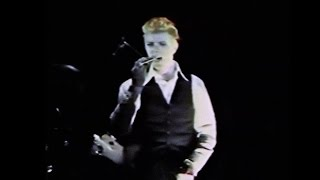 David Bowie Word On A Wing - Vancouver 1976 remastered.mp3