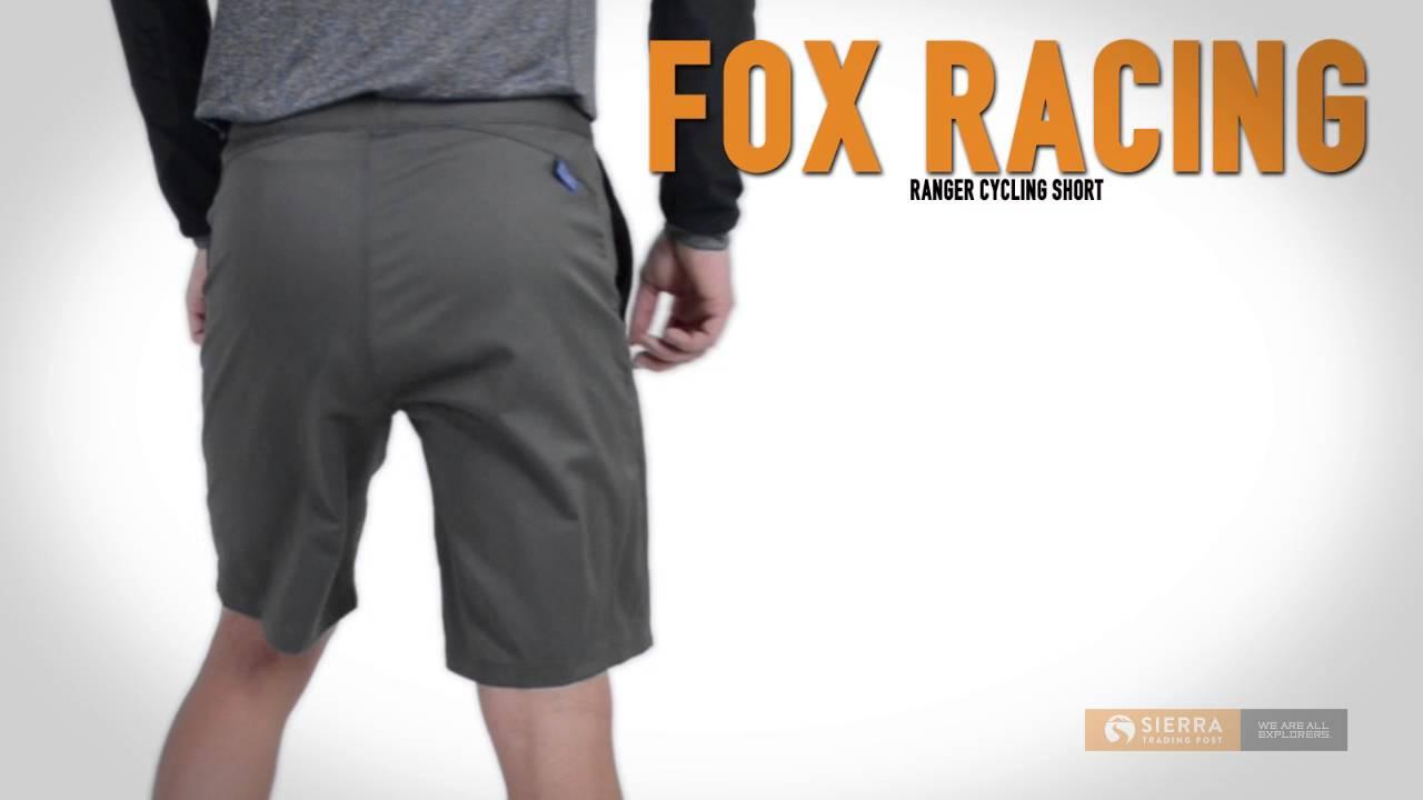 4824a9a186 Fox Racing Ranger Mountain Bike Shorts (For Men) - YouTube