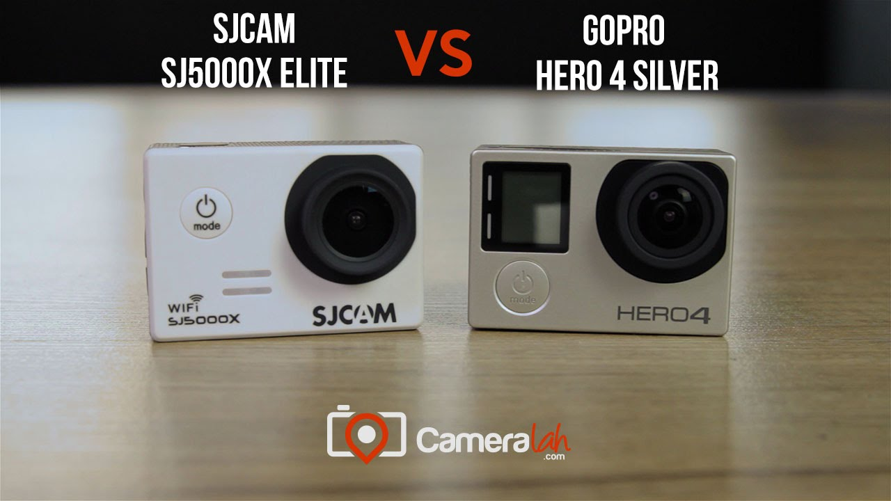 Xiaomi yi vs gopro hero action camera comparison cameralah com gopro - Sjcam Sj5000x Vs Gopro Hero 4 Silver Footage And Sound Comparison Youtube