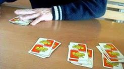 Bayrischer Kartentrick