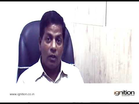 S.Dharmarajan, Mentor For Igniton Speaks about Online Media Planning