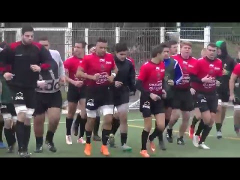 Int rieur rugby club toulonnais espoirs crabos match for Interieur sport rugby