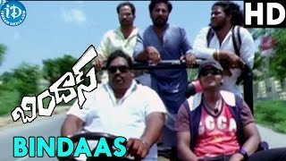 Bindaas Movie Title Song | Manoj Manchu, Sheena Shahabadi | Bobo Shashi