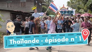 Rencontre avec les thaïs ROAD TRIP #THAÏLANDE