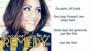 Rachael Lampa - REMEDY with lyrics