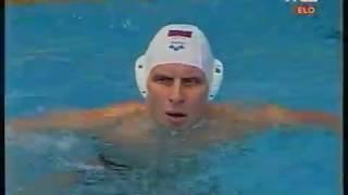 2000 okt. 1, Sydney Olimpiai Játékok, Vizilabda Döntő, Magyarország - Oroszország