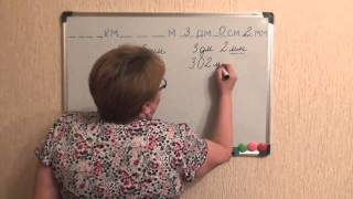 Единицы измерения длины 6 урок