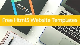 Free HTML5 Website  Templates  for Downloads 2019