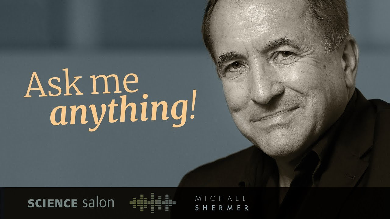 Michael shermer podcast