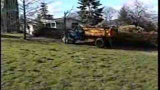 1937 Ford Dump Truck