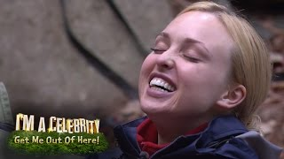 Jorgie Porter Answers Intimate Questions | I'm A Celebrity... Get Me Out Of Here!