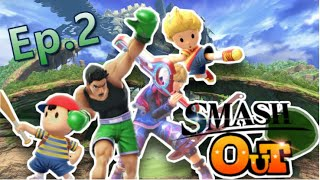 Smash Out - Episode 2 [Super Smash Bros. Ultimate Machinima]