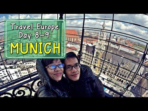 Travel Europe SS1 Day8-9 : เที่ยวมิวนิค / Munich / เที่ยวเยอรมัน