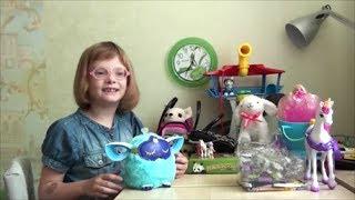 фЕРБИ игрушка - ЩЕНЯЧИЙ ПАТРУЛЬ игрушки - ЧИ ЧИ ЛАВ обзор
