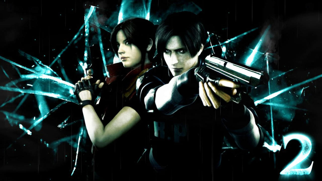 Resident Evil 2 Leon Claire Wallpaper Hd Rondro