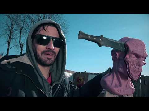 (Monetized) Mini X Dagger ANNIHILATION! Zombie Go Boom Prestige