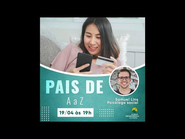 Pais de A a Z- o consumo de adolescentes. Samuel Lins, professor da Universidade do Porto (Portugal)