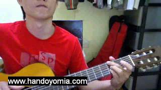 Fall For You - Secondhand Serenade - Fingerstyle Guitar Solo