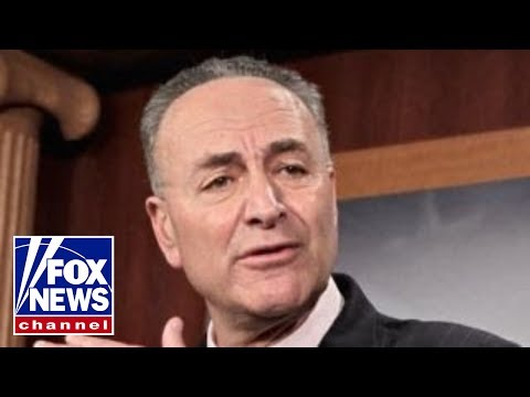 Schumer warns Democrats: You can't just be anti-Trump