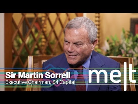 Melt | Episode 10 | Sir Martin Sorrell's Prognosis For 2019