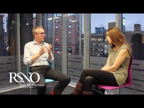 RSNO interview with Vilde Frang