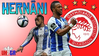 Hernâni ● Rising Star ● Welcome to Olympiacos 2015 (HD)
