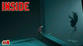 Inside прохождение КАК ДЫШАТЬ ПОД ВОДОЙ? (4 серия)