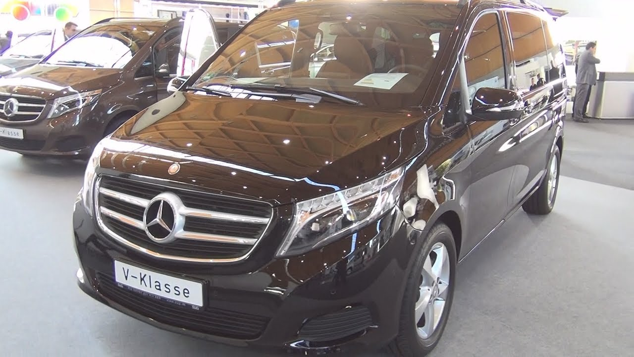mercedes benz v 220 cdi compact navi 2016 exterior and interior youtube mercedes benz v 220 cdi compact navi 2016 exterior and interior