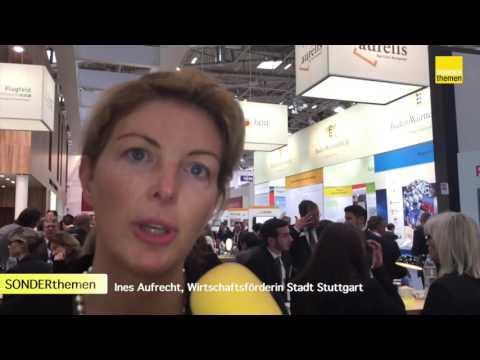 Die Region Stuttgart auf der Expo Real 2015