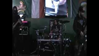 Servile Conceptions Murders Of A Shroud Insane Live At Liam S Irish Pub Colton Ca 12 22 12