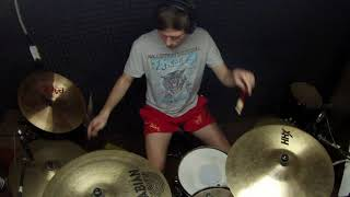 �������� ���� Class Action - Midnight Moon. Drum cover by Dmitry Kulpin ������