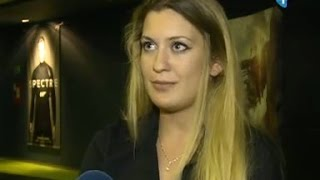 Ana Renovica for RTV - Serbia Sets Film Tax Incentives Program