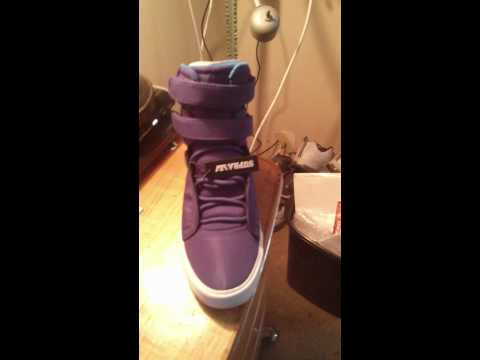 Supra Tk Society Purple Royal White Unboxing!