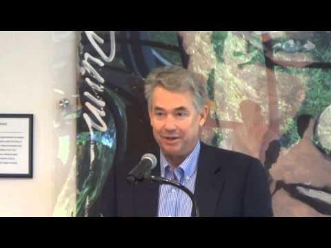 Nathaniel Crosby talks Ben Hogan part 1