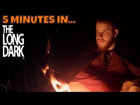 5 MINUTES IN THE LONG DARK! - 동영상