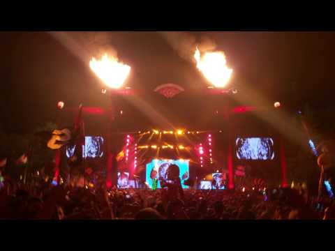 Bassnectar Electric Forest The Riot Squad TKO 4k