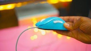 ZOWIE DIVINA EC2-B REVIEW + DIVINA GS-R SE Mousepad! BEST E-SPORTS MOUSE!