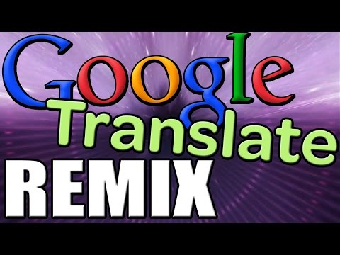 Google Translate Lady - Truffle Butter Remix (by Background Hero)