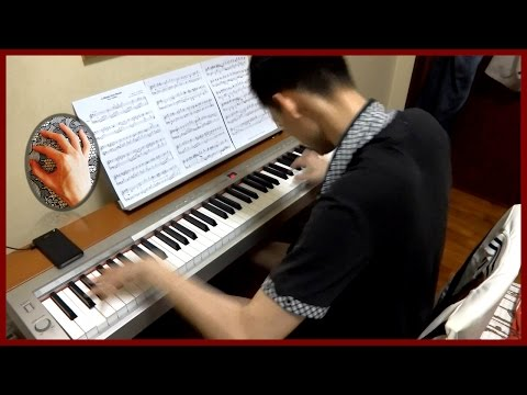 Aladdin - A Whole New World [Piano] (Arranged by Kyle Landry)
