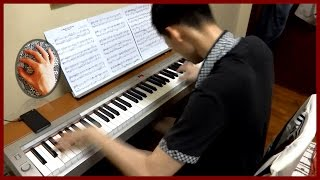 Aladdin - A Whole New World [Piano] (Arranged by Kyle Landry)