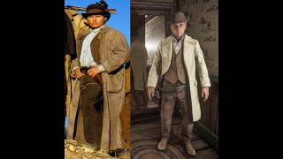 How to dress like Billy the Kid from Young Guns in Red Dead Online