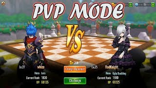 TEST SYSTEM PVP & GACHA | AURORA 7 RPG GAME (ANDROID)