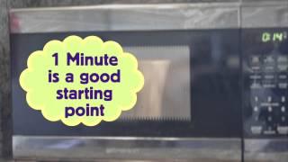 4 Ingredients Nutella Recipe — Microwave Mug Cake!