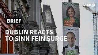 Sinn Fein finds its voice in Ireland after vote gains | AFP