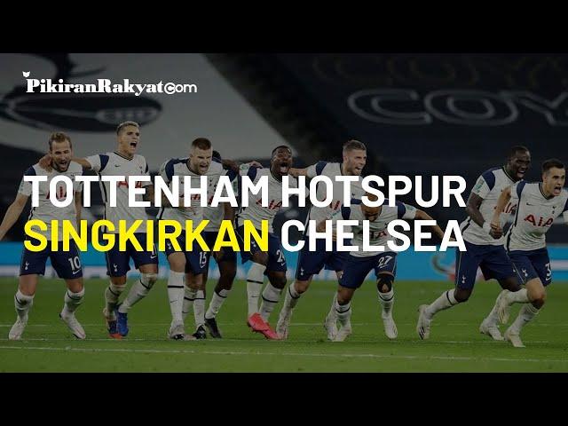 Chelsea Vs Tottenham: Mount Gagal Penalti, Pasukan Frank Lampard Harus Pulang dengan Tangan Hampa