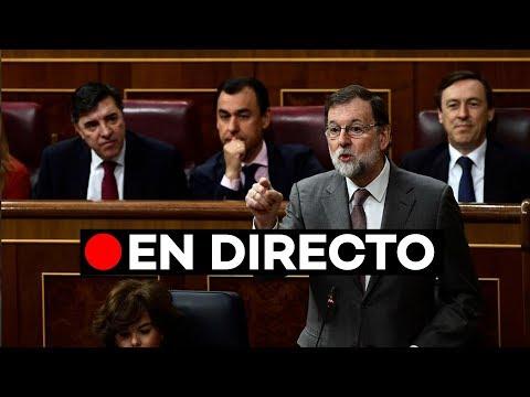 Directo: Debate de la moción de censura a Rajoy