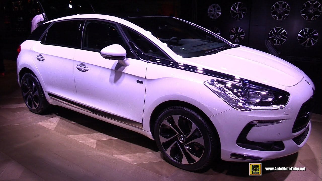 2015 citroen ds5 hybrid exterior and interior walkaround 2014 paris auto show youtube. Black Bedroom Furniture Sets. Home Design Ideas