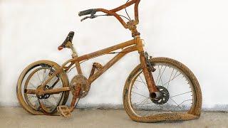 Restoration BMX Bike  Complete Process
