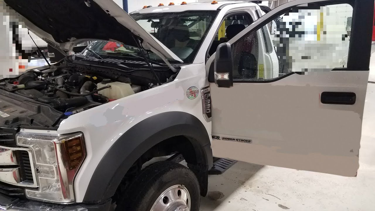 19 F550 6.7 PTO inop 👎 - YouTube   Ford F550 Pto Wiring Diagram      YouTube
